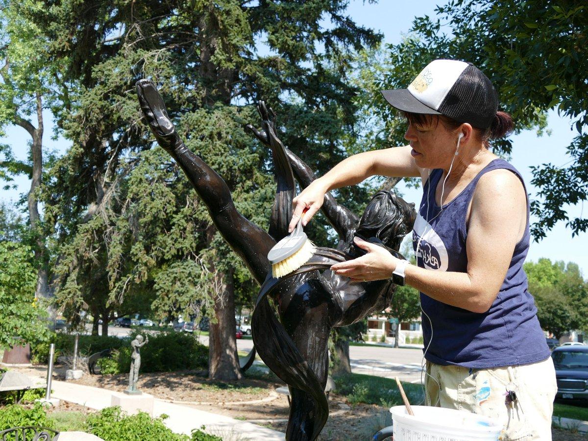 Care of Bronze Sculptures