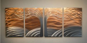 Metal Wall Art, Sculpture and Water Fountains